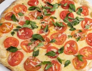 Pizzas Sin Tomate